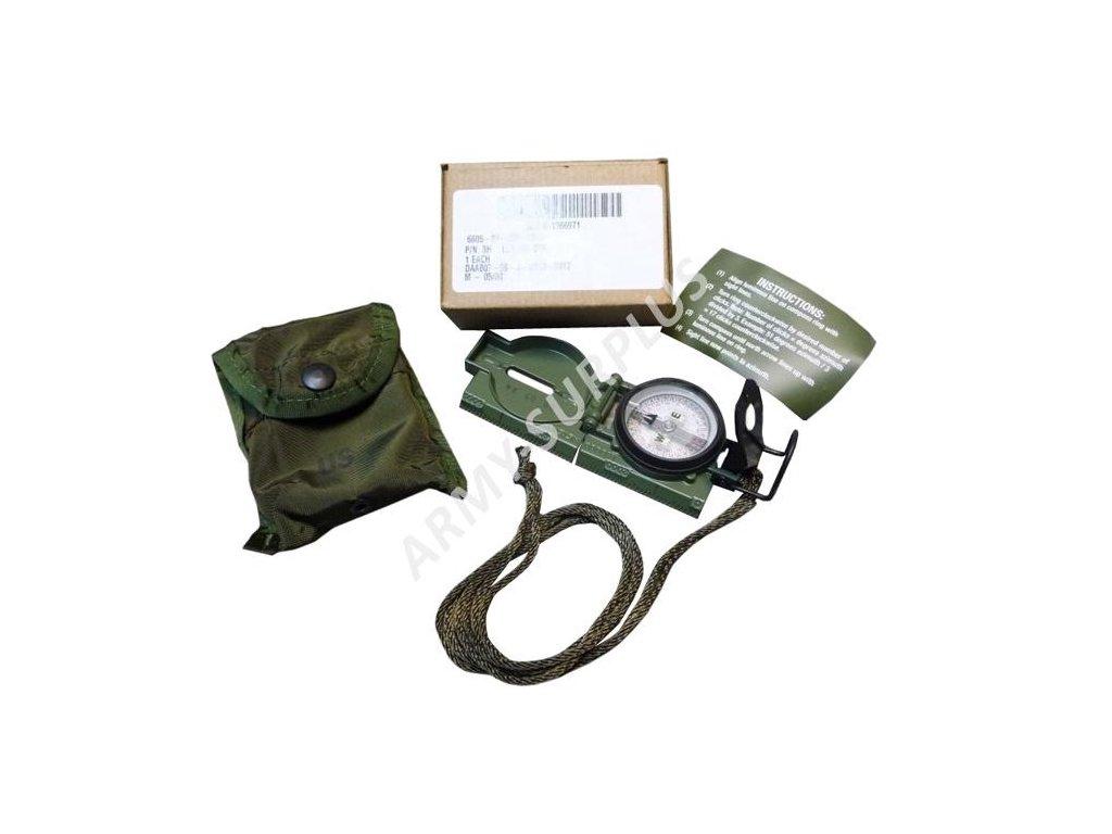 Kompas US ARMY USMC 3H Cammenga tritiový originál