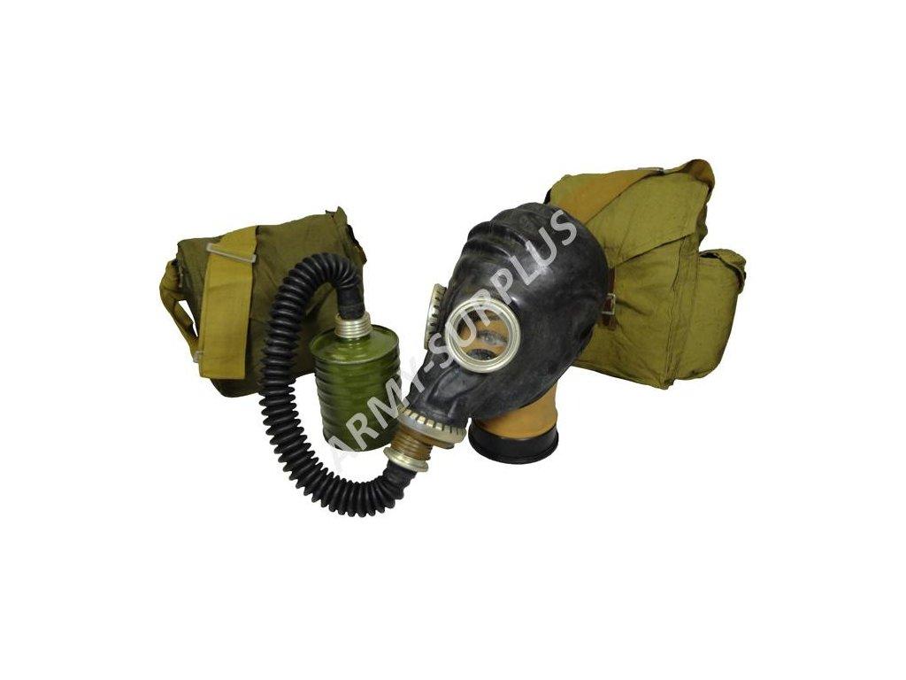 Plynová maska Rusko SchM-41M černá