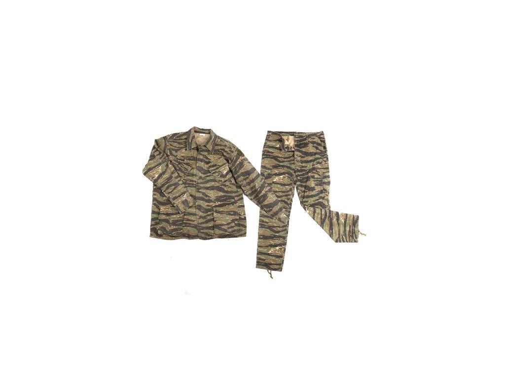 komplet-us-tiger-stripe-vietnam-ripstop--kalhoty-bluza 906eb2e296