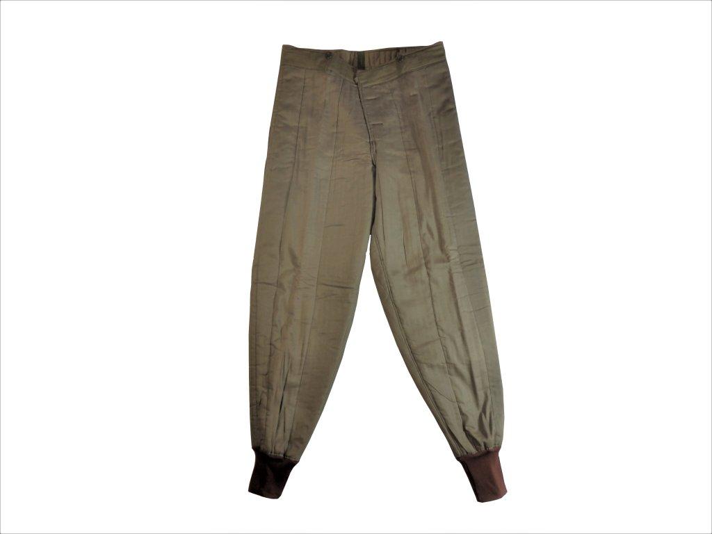Vložka do kalhot vz.60 jehličky zateplovací prošívaná ČSLA