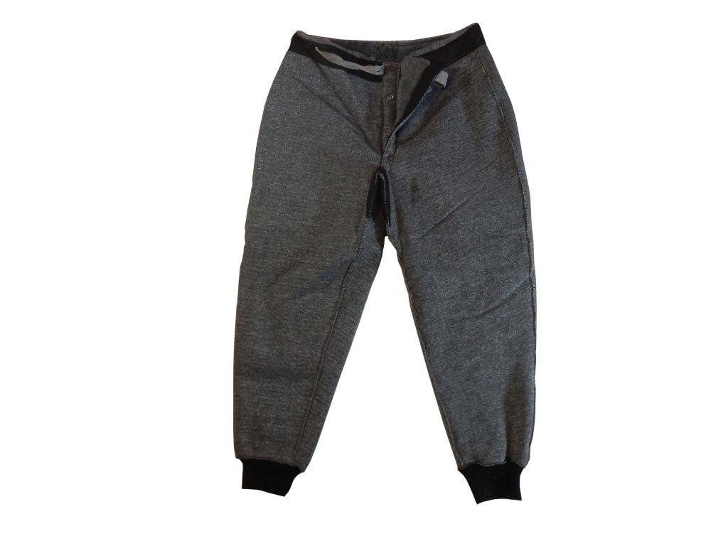 Vložka zimní do kalhot zateplovací šedá (čert) vz.85-95 ČSLA  AČR