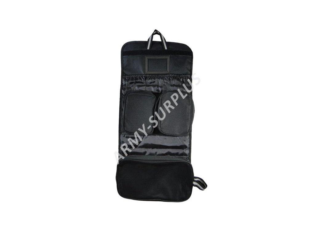 Taška na osobní hygienu Legie černá