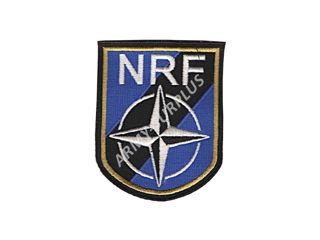 Nášivka NATO Response Force