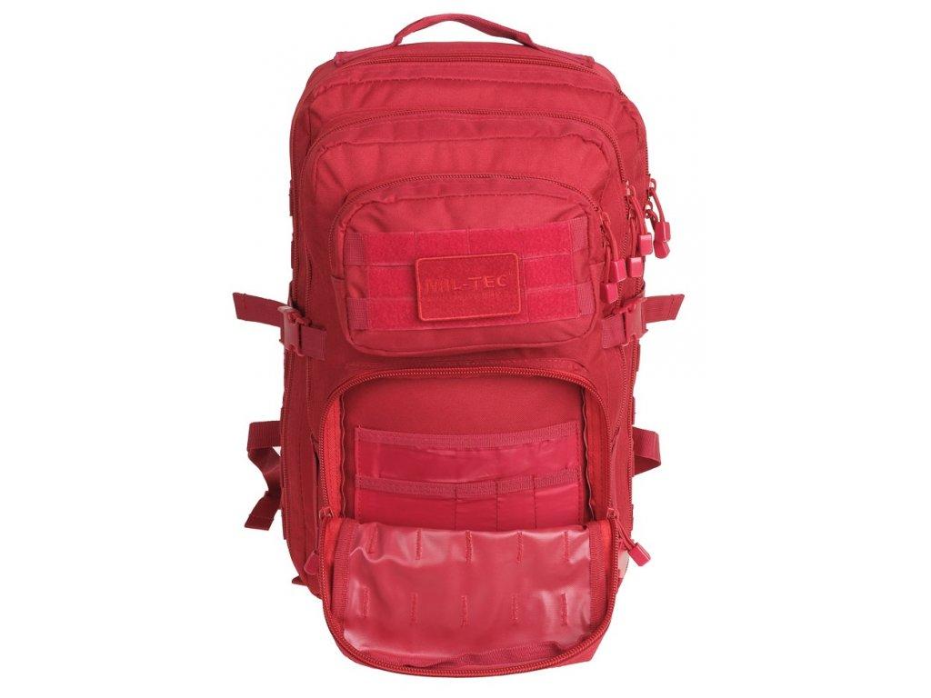 batoh-assault-pack-us-36l-molle-lg-velky-cerveny-miltec
