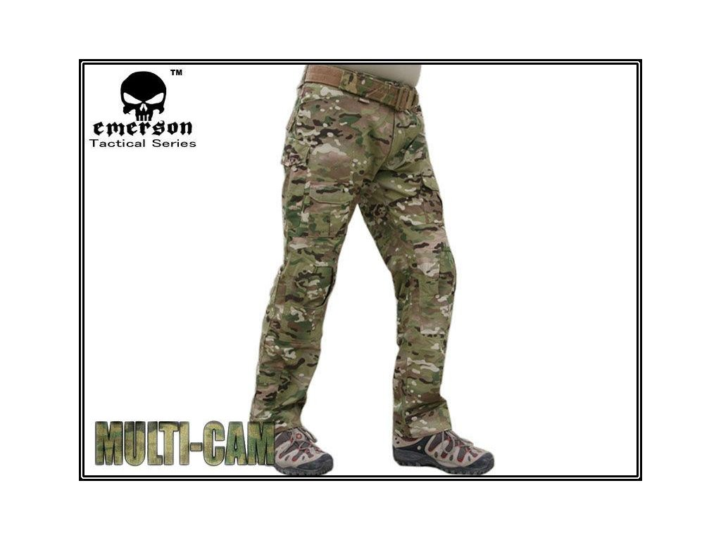 Kalhoty Tactical Pants Emerson multicam ripstop