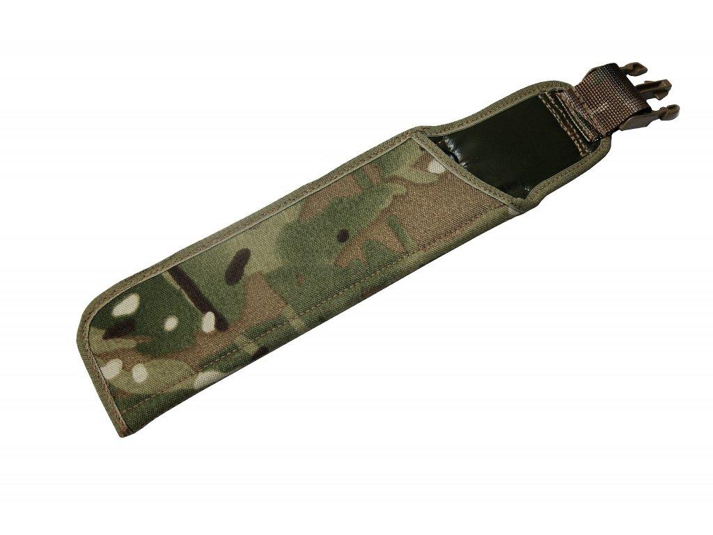 Pouzdro PLCE britské na bodák (bajonet) SA80  MTP Multicam Velká Británie