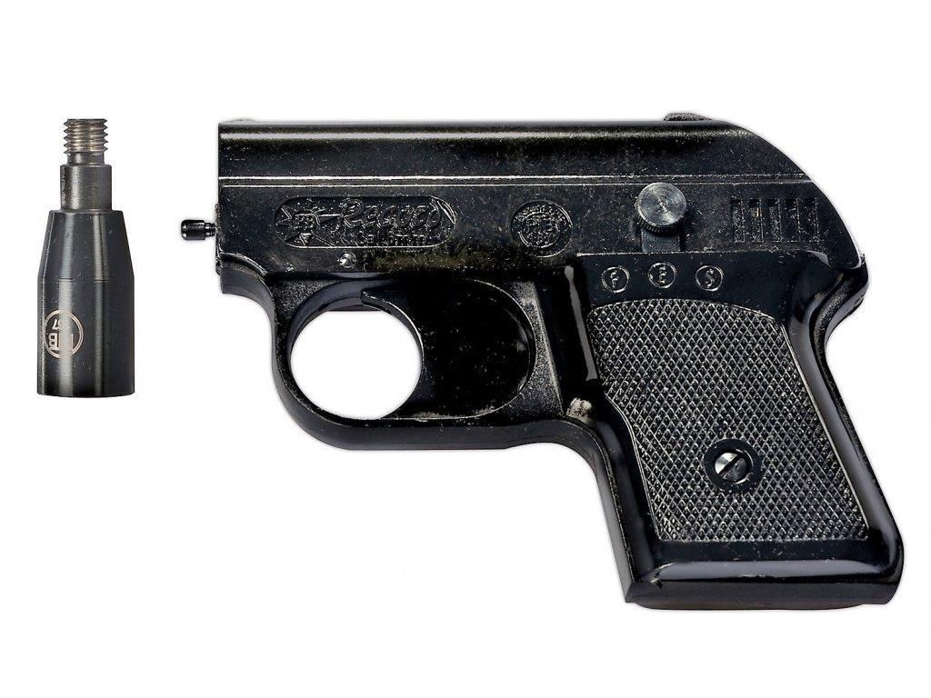 Startovací poplašná pistole IWG Record GP 1S cal.6mm