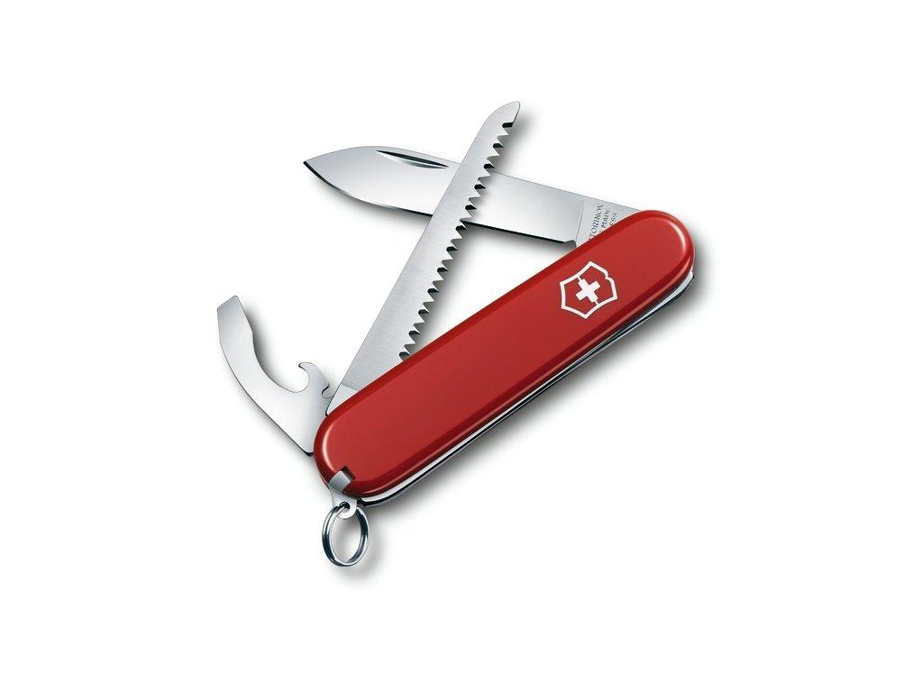 Victorinox Walker kapesní zavírací nůž s pilkou