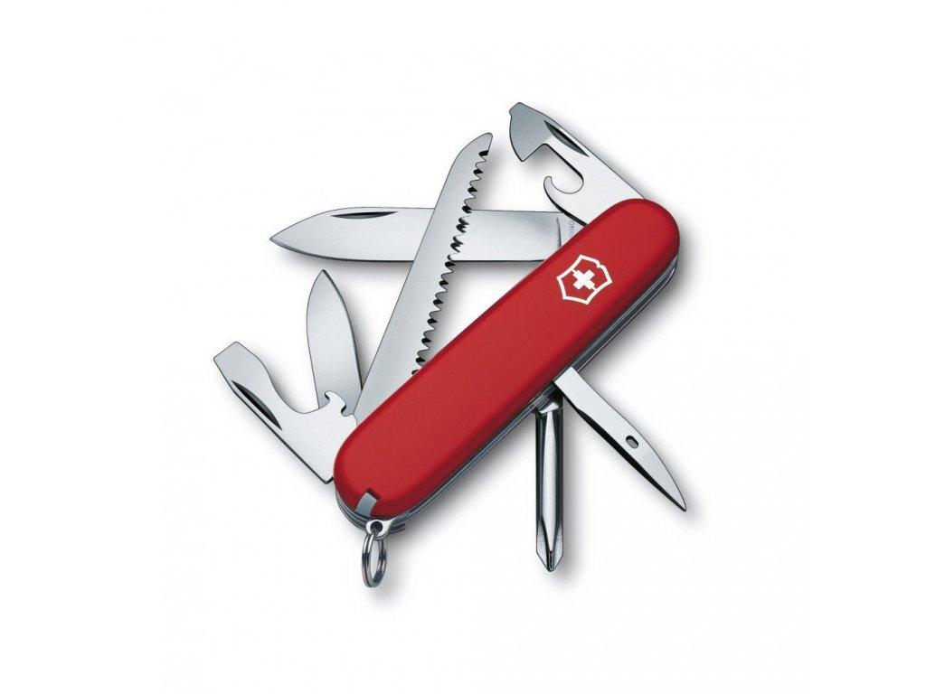 Victorinox Hiker kapesní zavírací nůž s pilkou