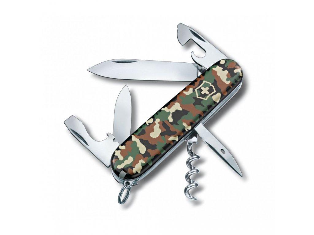 Victorinox Spartan Camo kapesní zavírací nůž multifunkční