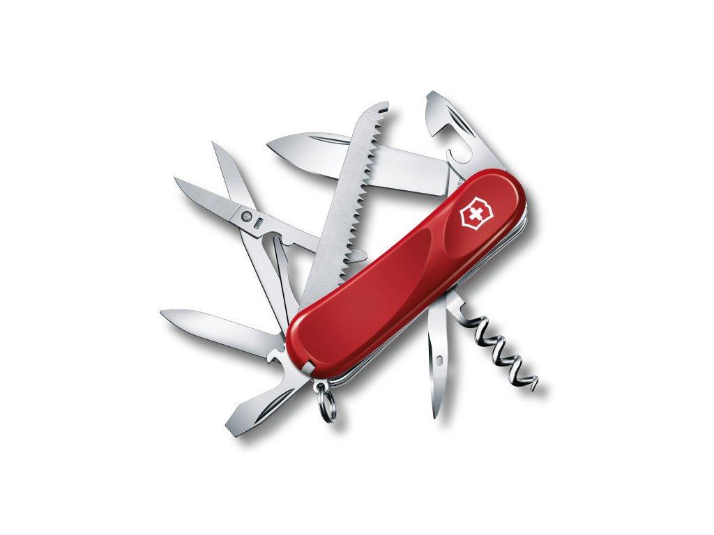 Victorinox Evolution 17 kapesní zavírací nůž s pilkou multifunkční