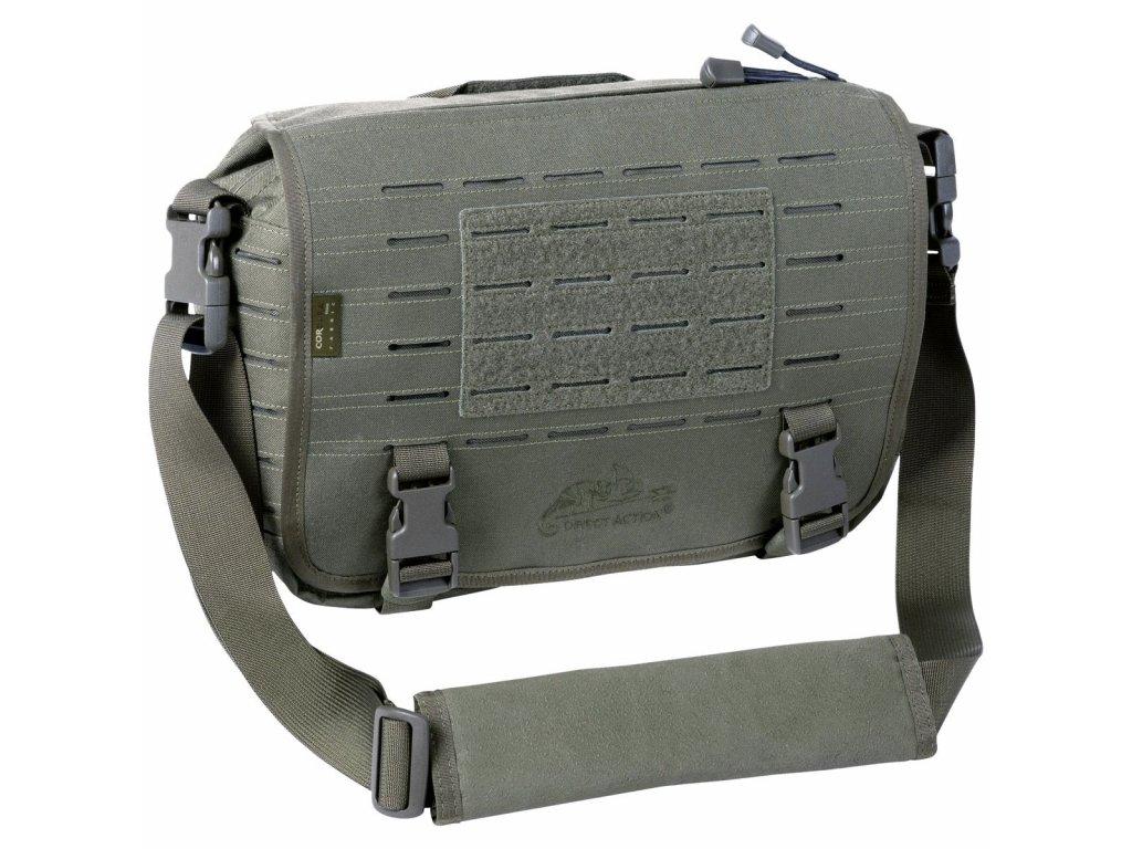 Taška (brašna) taktická přes rameno DIRECT ACTION SMALL MESSENGER BAG HELIKON Ranger Green