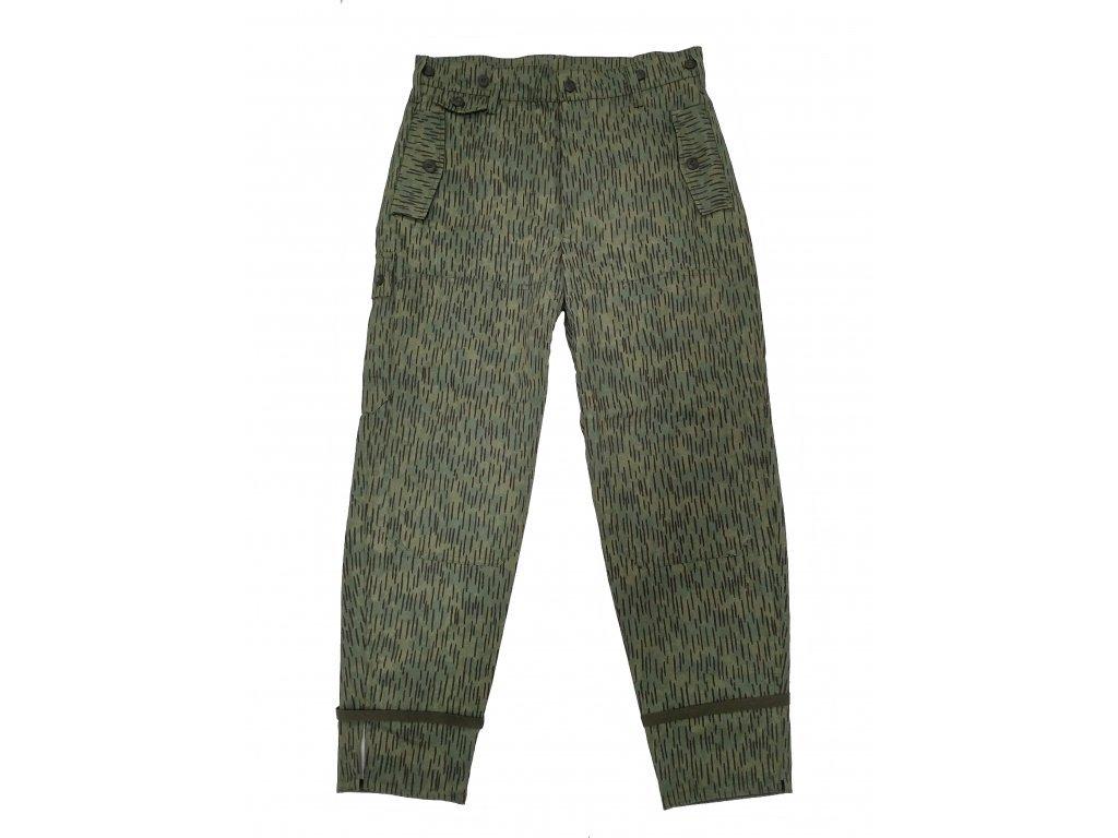 Kalhoty vz.60 ČSLA maskovací jehličí (jehličky,AČR) pánské Repro