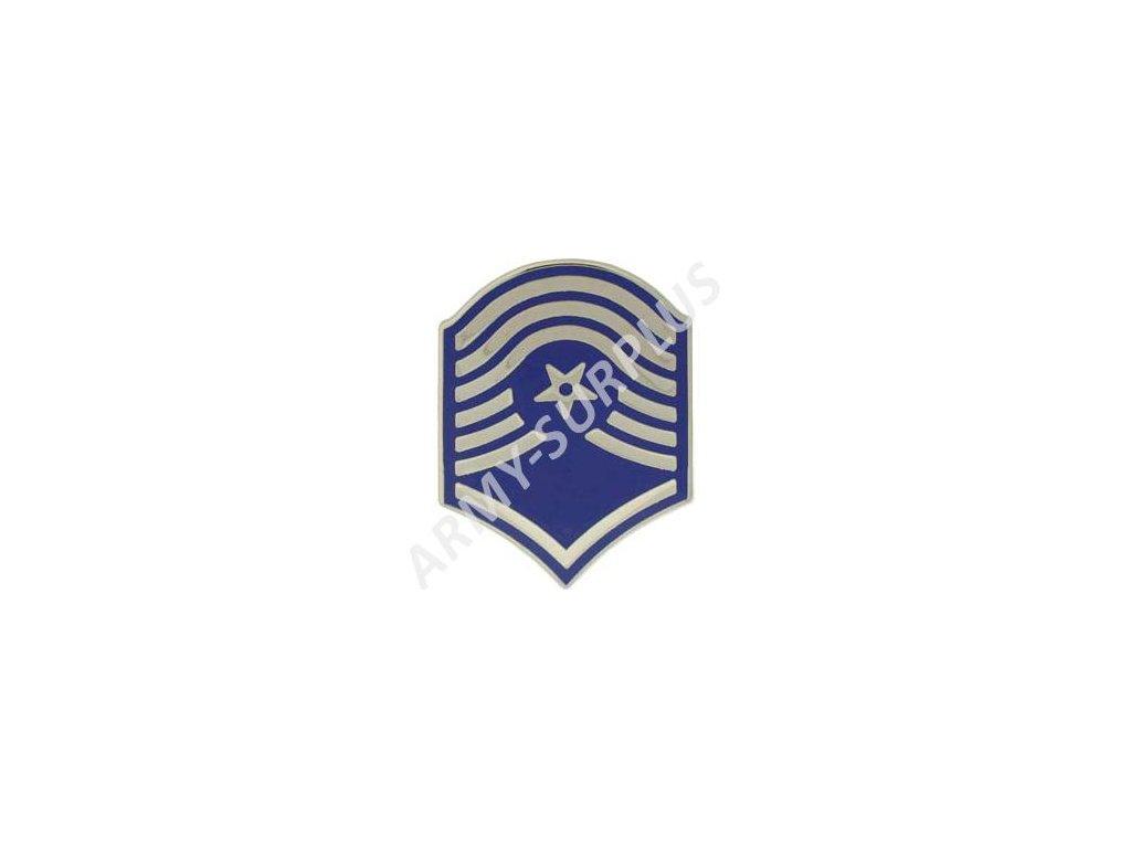 Odznak US Army Master Sergeant