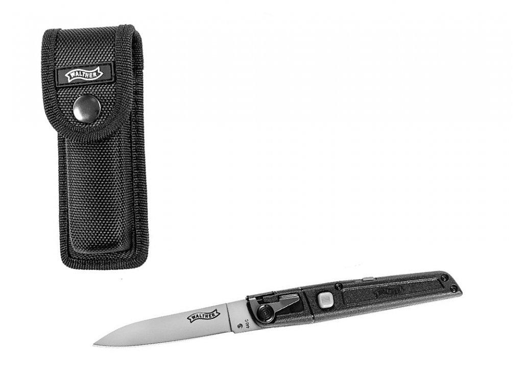 Nůž vystřelovací SOK 2 Spring Operated Knife 2 s pouzdrem