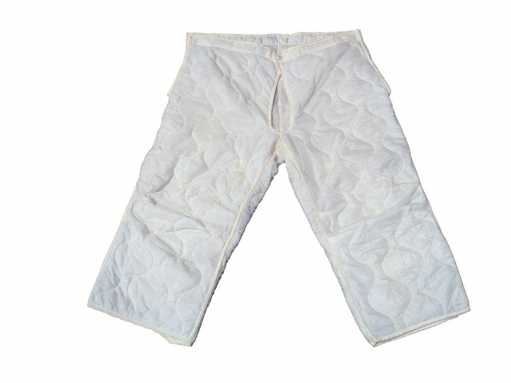 Vložka US zimní bílá do kalhot M65 Arctic originál