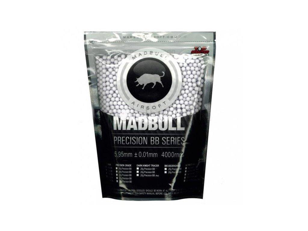 Kuličky Madbull 0,25g 4000ks BB Precision