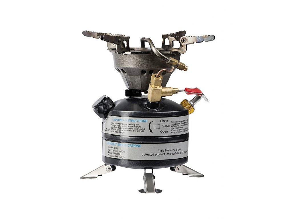 Benzínový vařič US M-95 Miltec