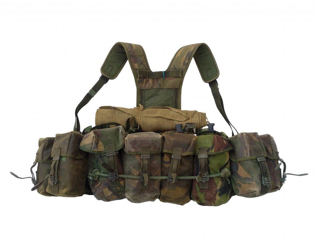 Webbing nosný systém Special Forces Set Para DPM britský originál PLCE