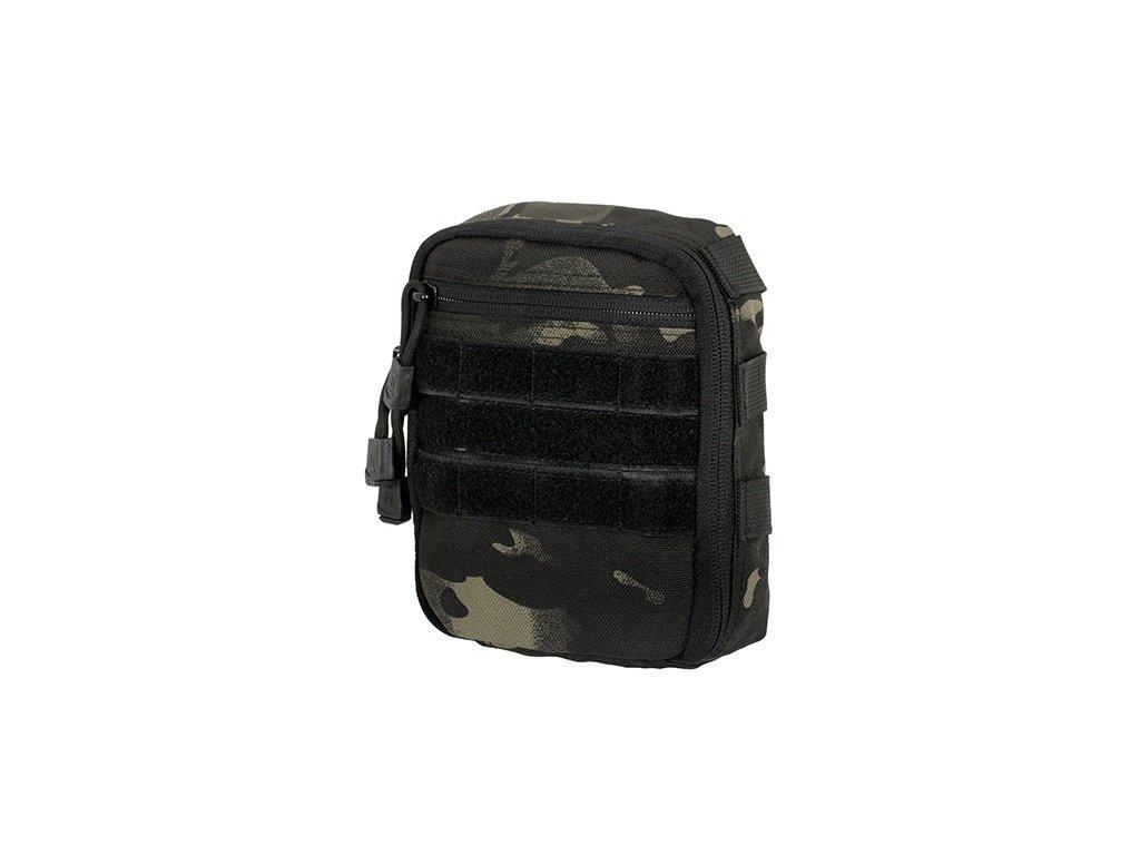 Sumka univerzální EDC (pouzdro, taška) Molle Multicam Black 8FIELDS