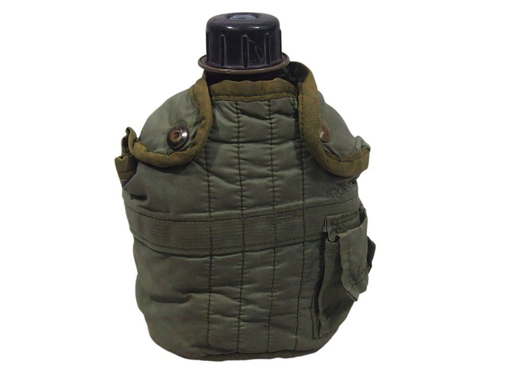 Polní láhev (čutora) US oliv Vietnam originál