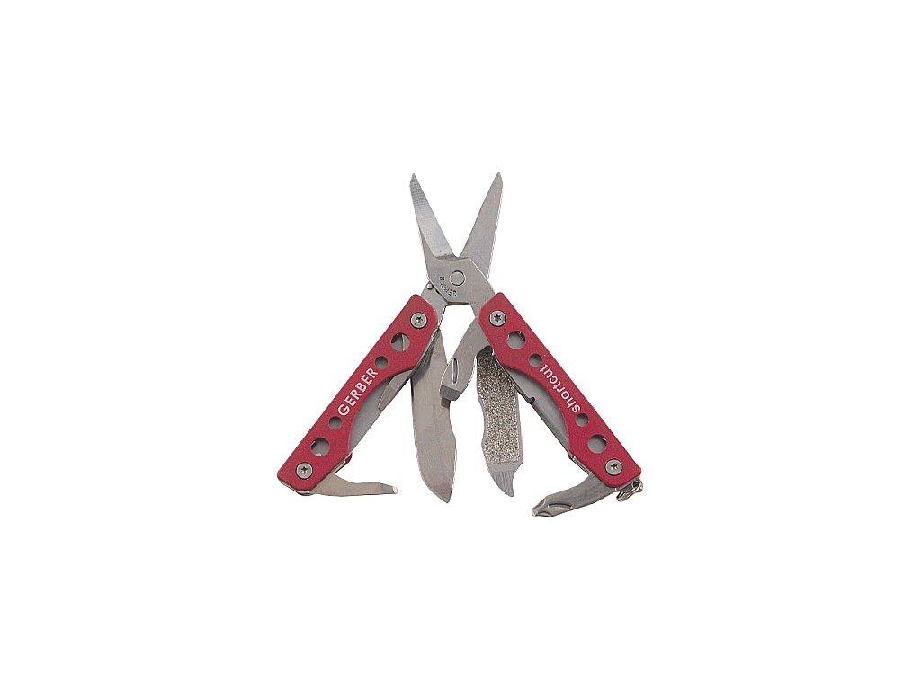 Gerber Shortcut Mini Tool multifunkční kleště