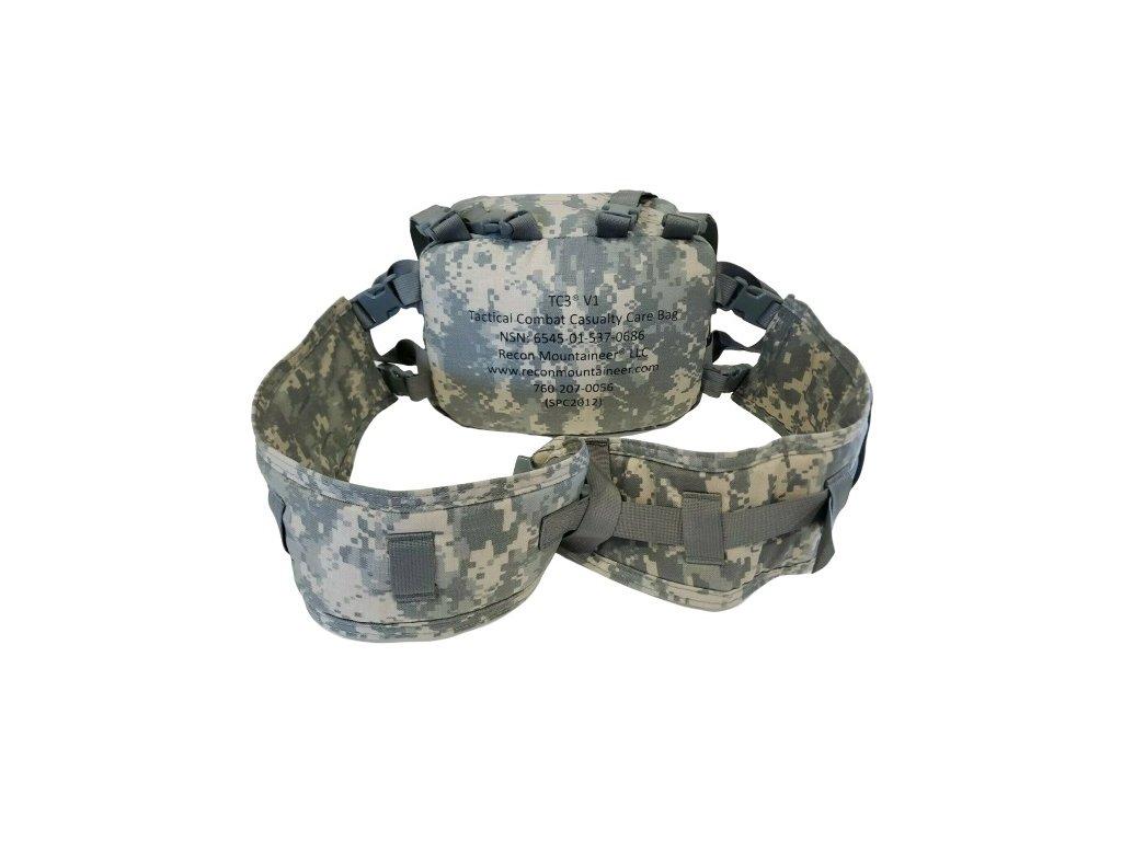 Lékárnička (ledvinka) TC3-V1 Tactical Combat Casualty Care Bag  ACU AT-Digital originál