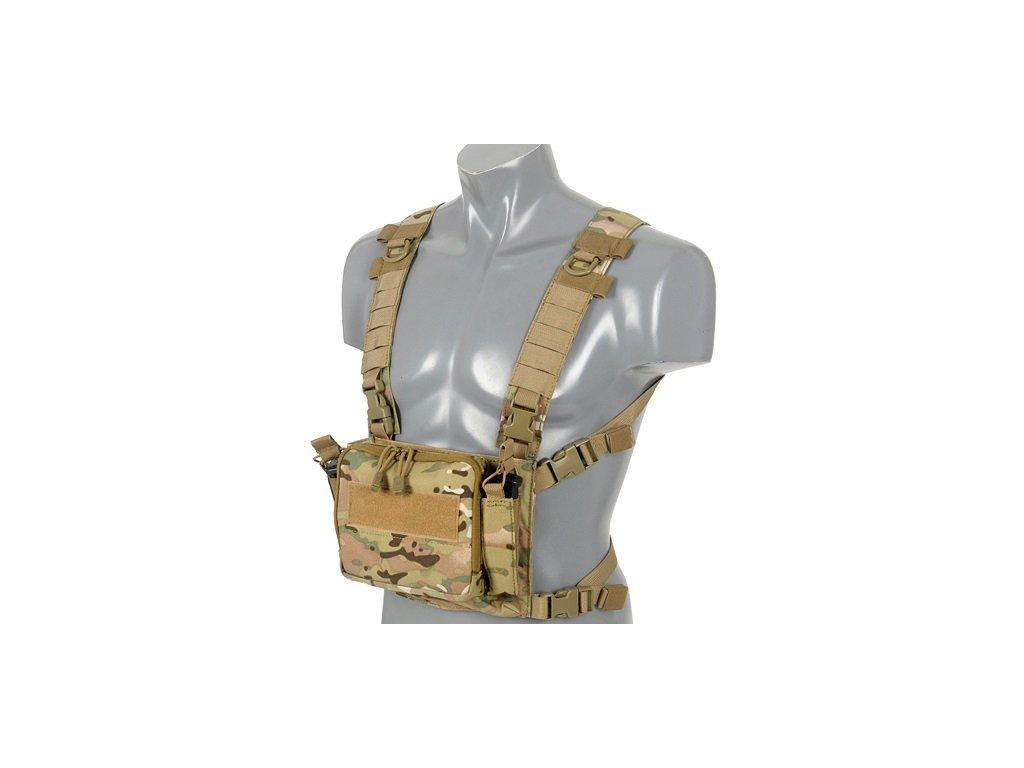 Taktický hrudní nosič Chest Rig multicamo 8FIELDS