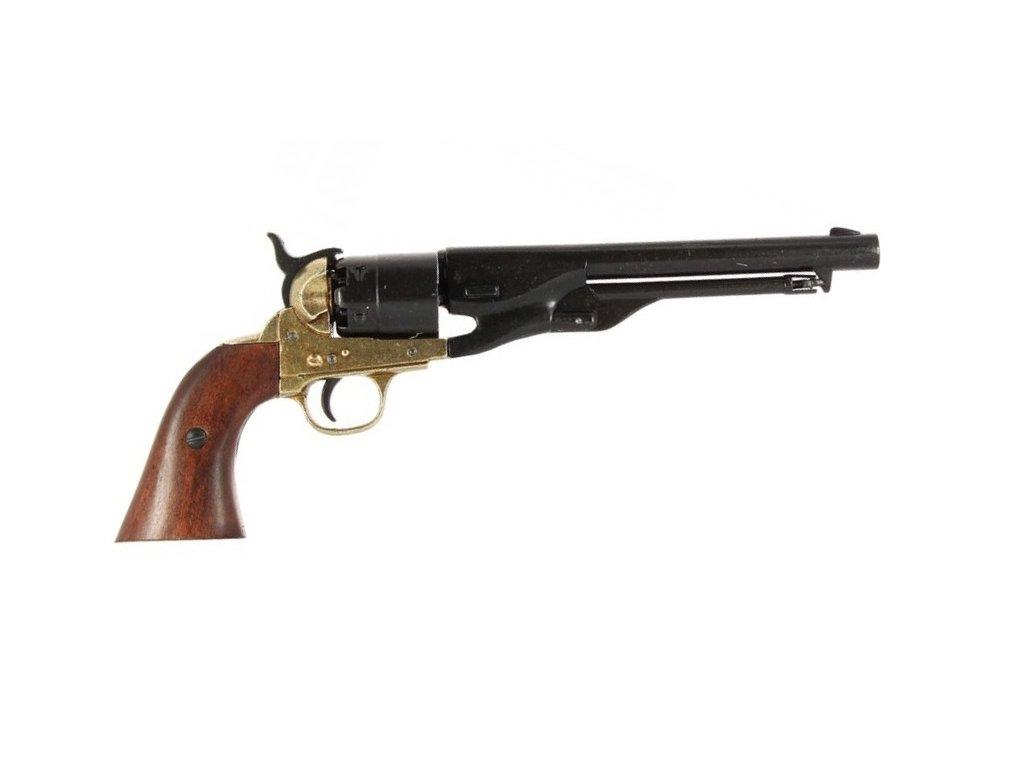 Colt revolver americké občanské války M1860 Civil War USA