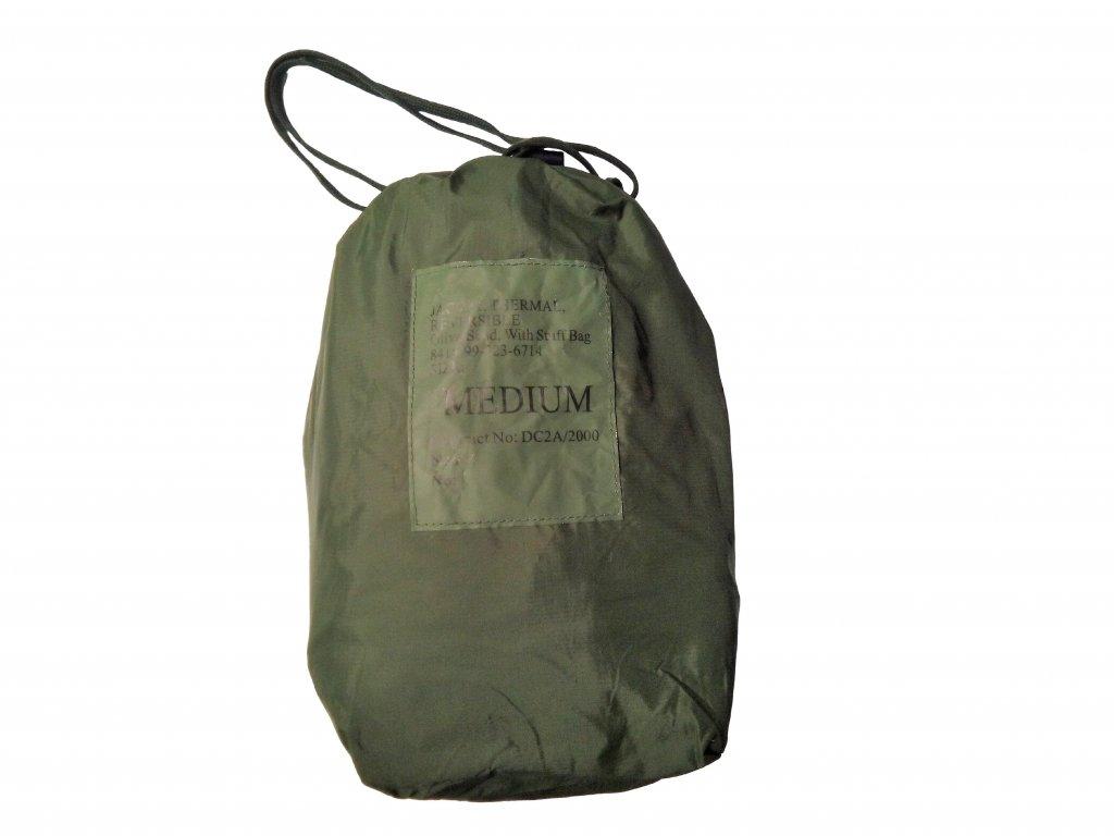 Kompresní přepravní obal (pytlík) na bundu Softie Snugpak oliv originál