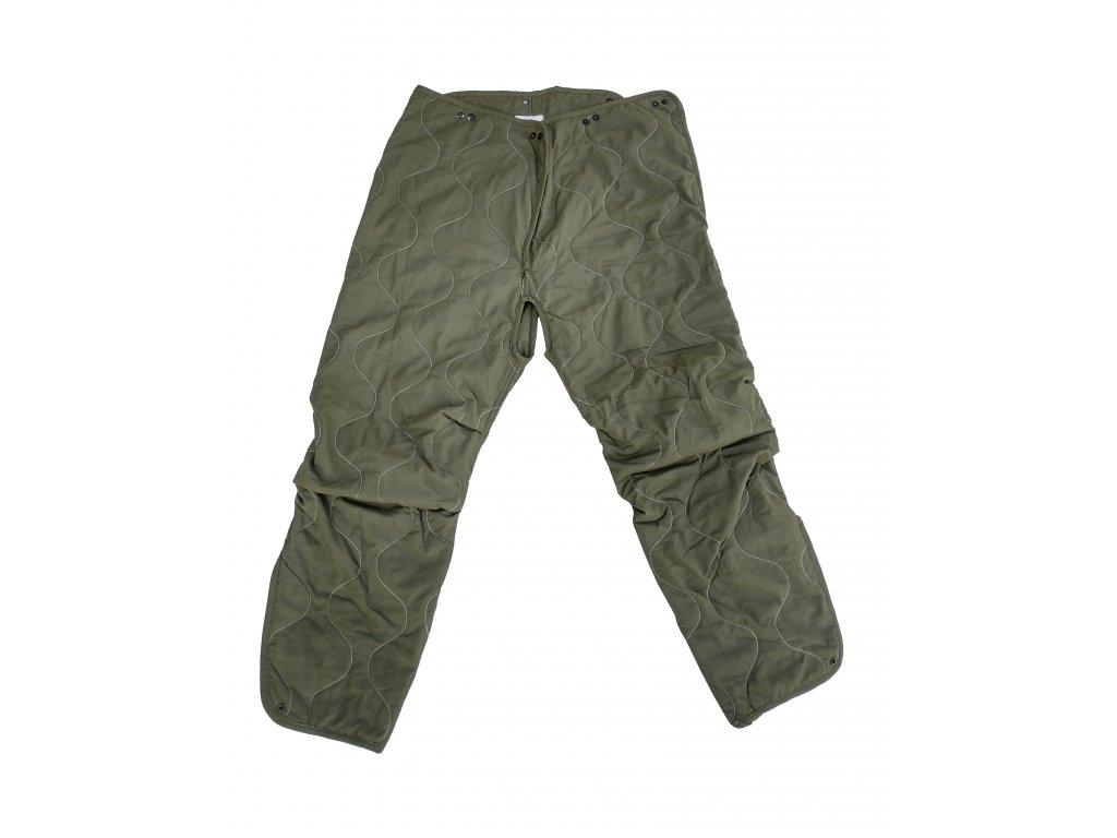 Vložka do kalhot Combat Vehicle Crewman's Coverall Trousers Aramid oliv originál