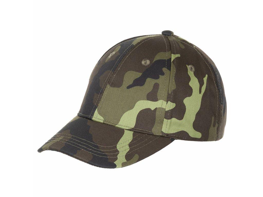 Čepice kšiltovka dětská vz.95 AČR
