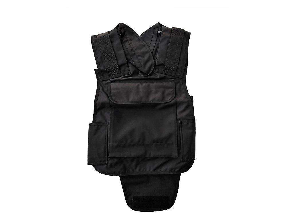 Vesta neprůstřelná pro vrchní nošení LV-11 černá bez výplně SPM 92815
