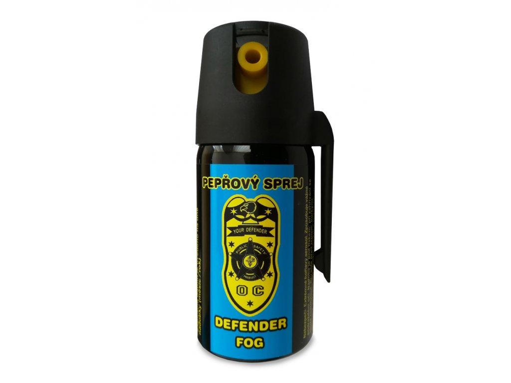 Obranný pepřový sprej Defender FOG OC 40ml