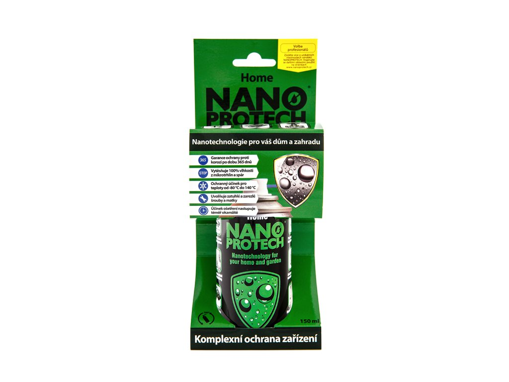 Antikorozní sprej Nanoprotech Home 150ml