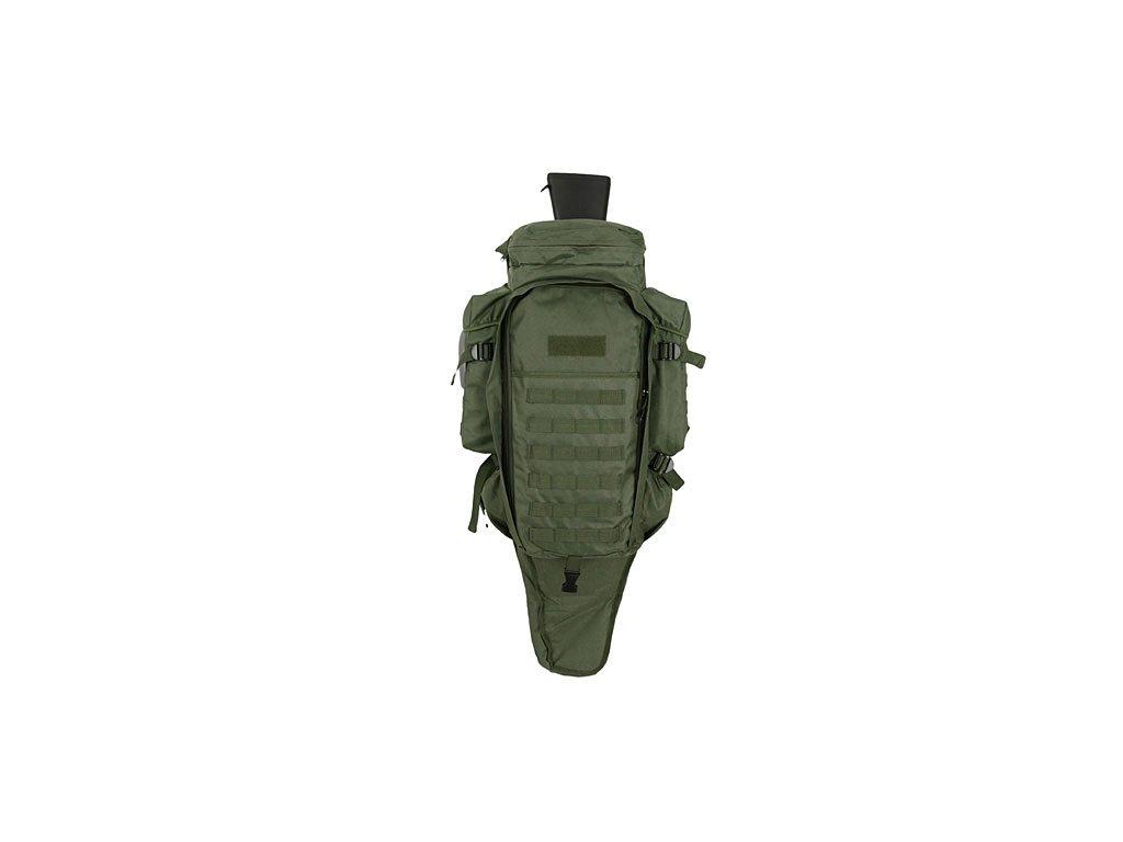 Batoh taktický pro odstřelovače 40l oliv 8FIELDS
