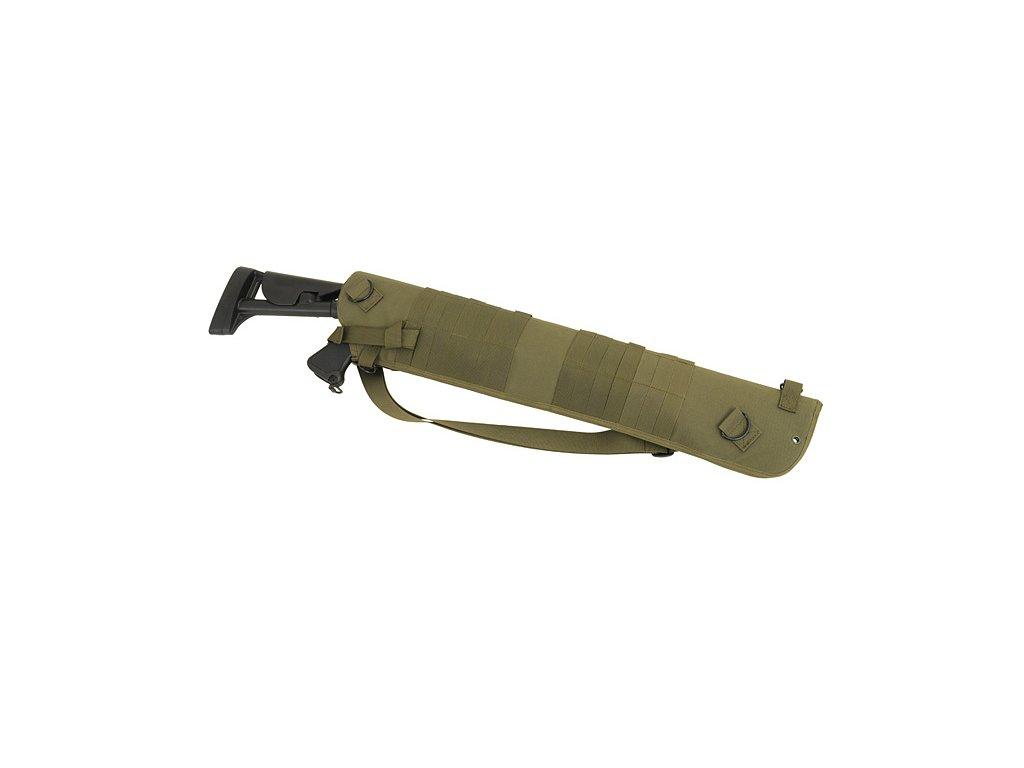 Taktické pouzdro Molle na brokovnici 8FIELDS 745 mm oliv