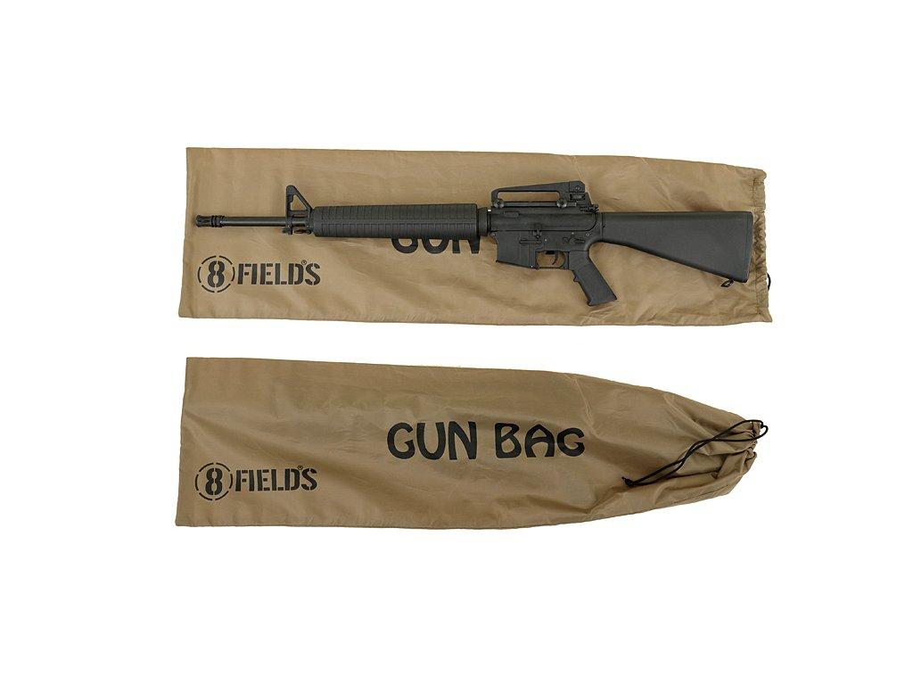 Vak na přenášení zbraně GUN BAG 8FIELDS 1060mm coyote TAN