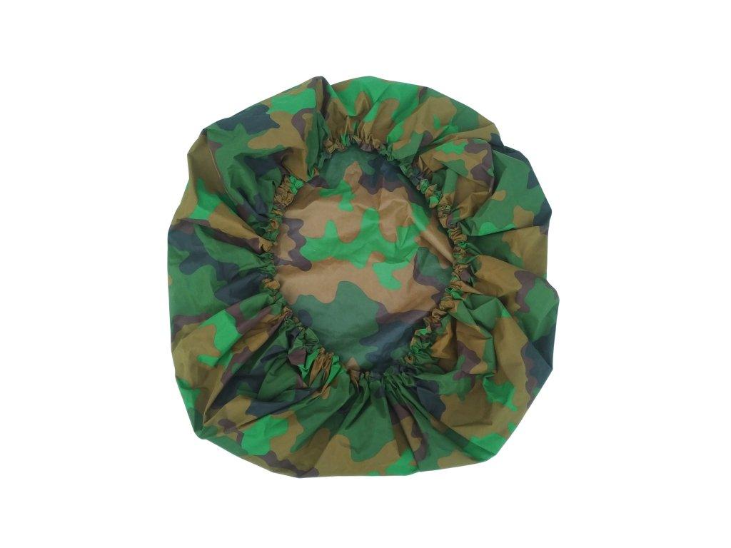 Potah (povlak,obal,převlek) na batoh Jungle Camo Holandsko originál