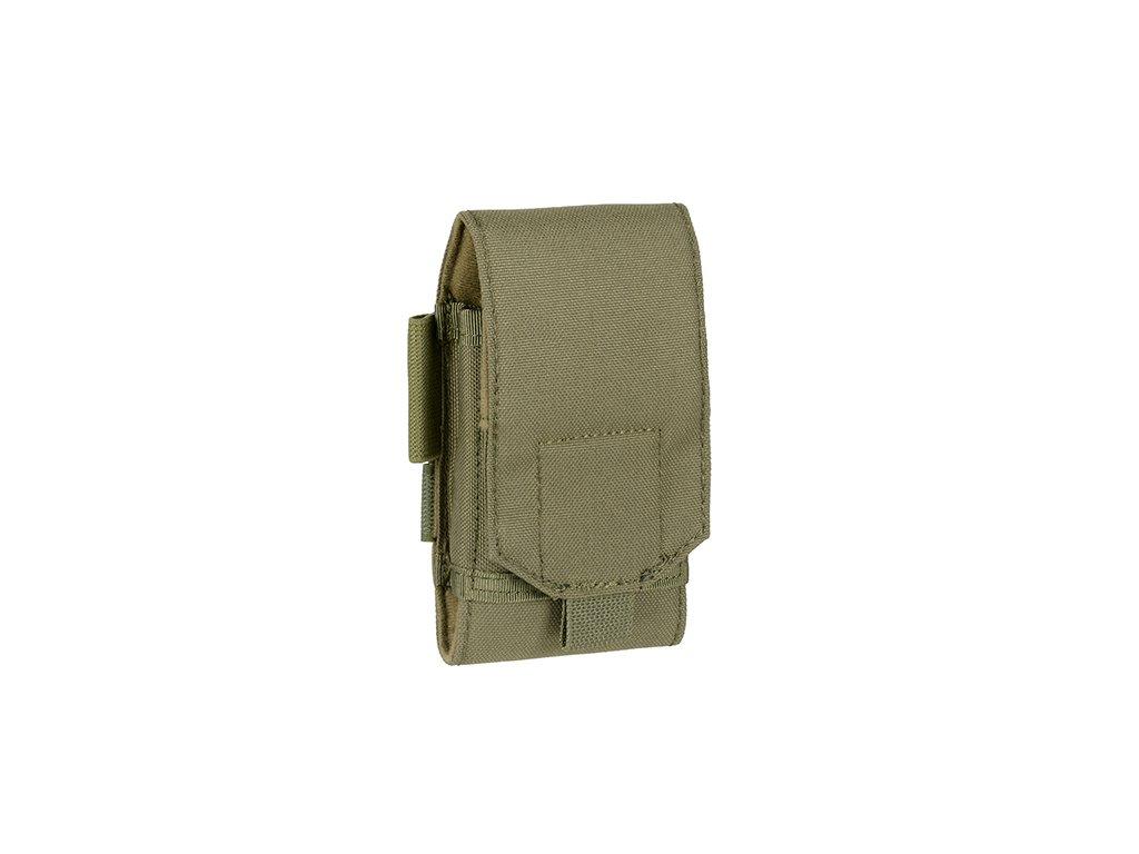 Taktické víceúčelové pouzdro (sumka) na telefon Molle oliv  8FIELDS