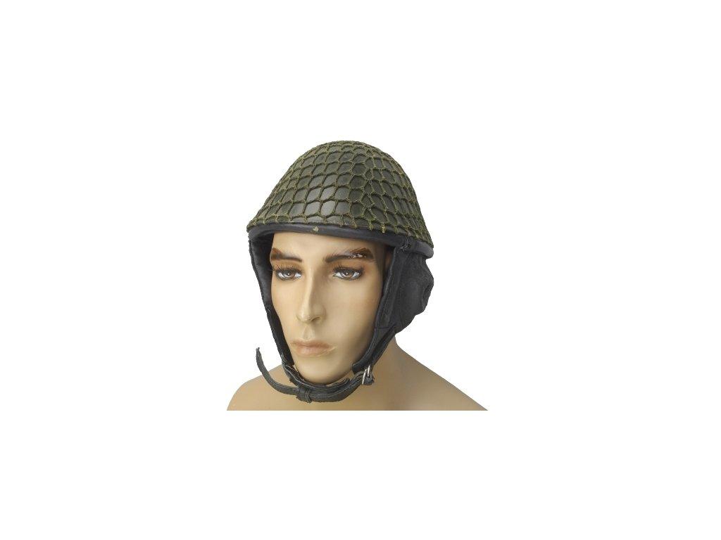 Helma (přilba) Para seskoková výsadkářská M1970 Rumunsko originál