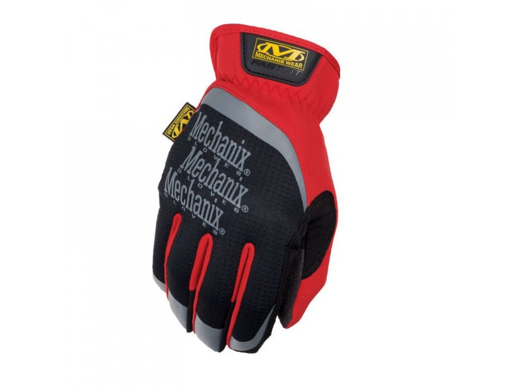 Rukavice Mechanix FastFit® Red