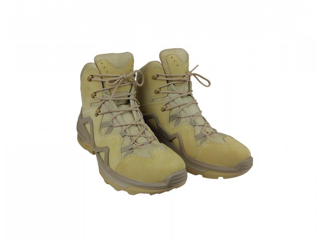 Polní boty speciální pro slaňování z vrtulníku Prabos S80747 AČR