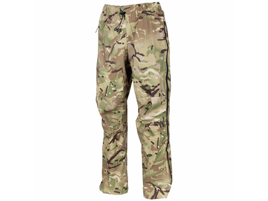 Kalhoty MTP Lightweight multicamo nepromokavé Velká Británie originál