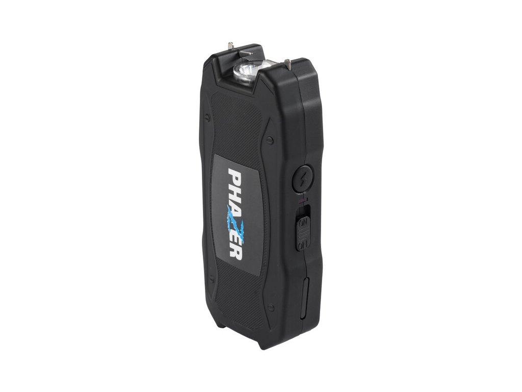 Paralyzer Beast Defense Phazer USB 500 000 Volts s LED svítilnou