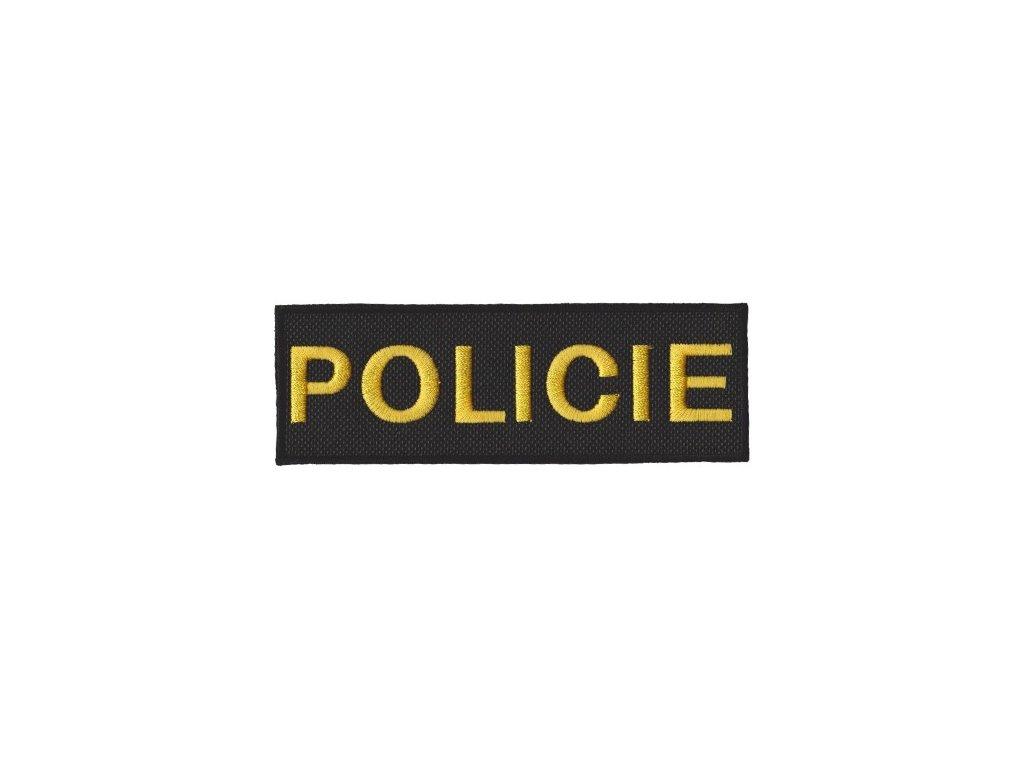 Nášivka Policie F-12