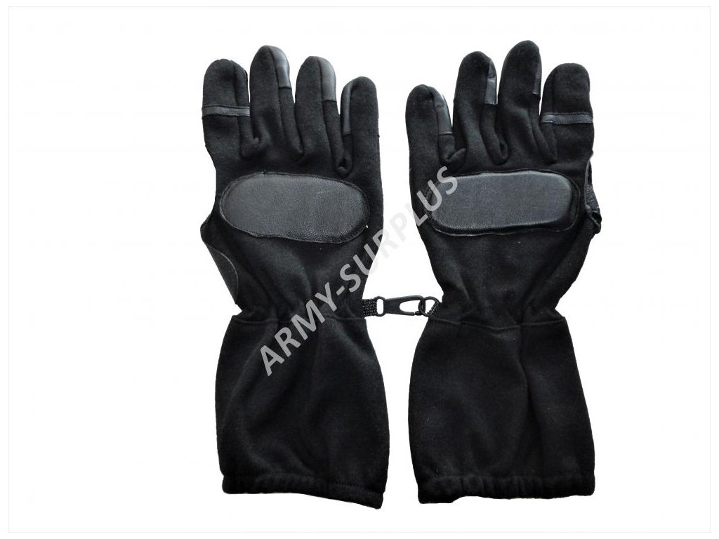 ac2e03db3 Taktické rukavice SWAT černé nomex long - ARMY-SURPLUS