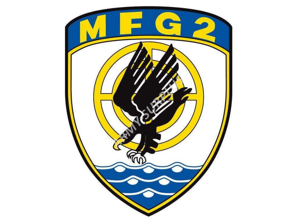 Nášivka MFG 2