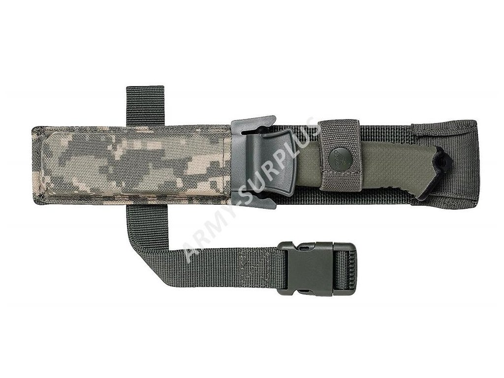 Nůž tanto Gerber Tactical Prodigy Serrated Edge foliage s pouzdrem ACU