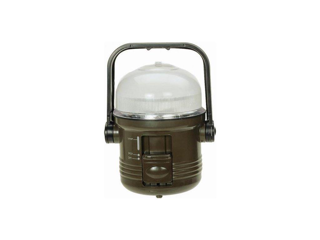 Baterka lampa svítilna do stanu camping